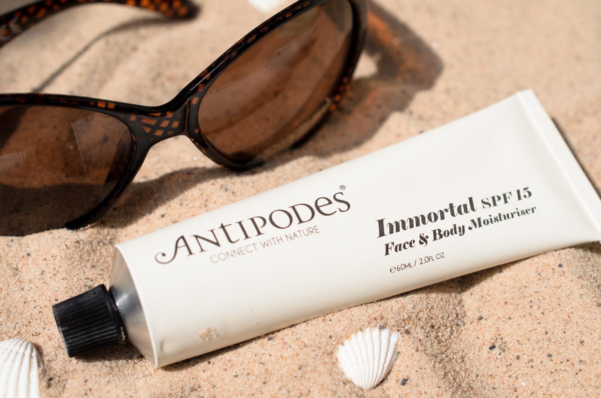 Antipodes Immortal Face & Body Moisturiser SPF 15