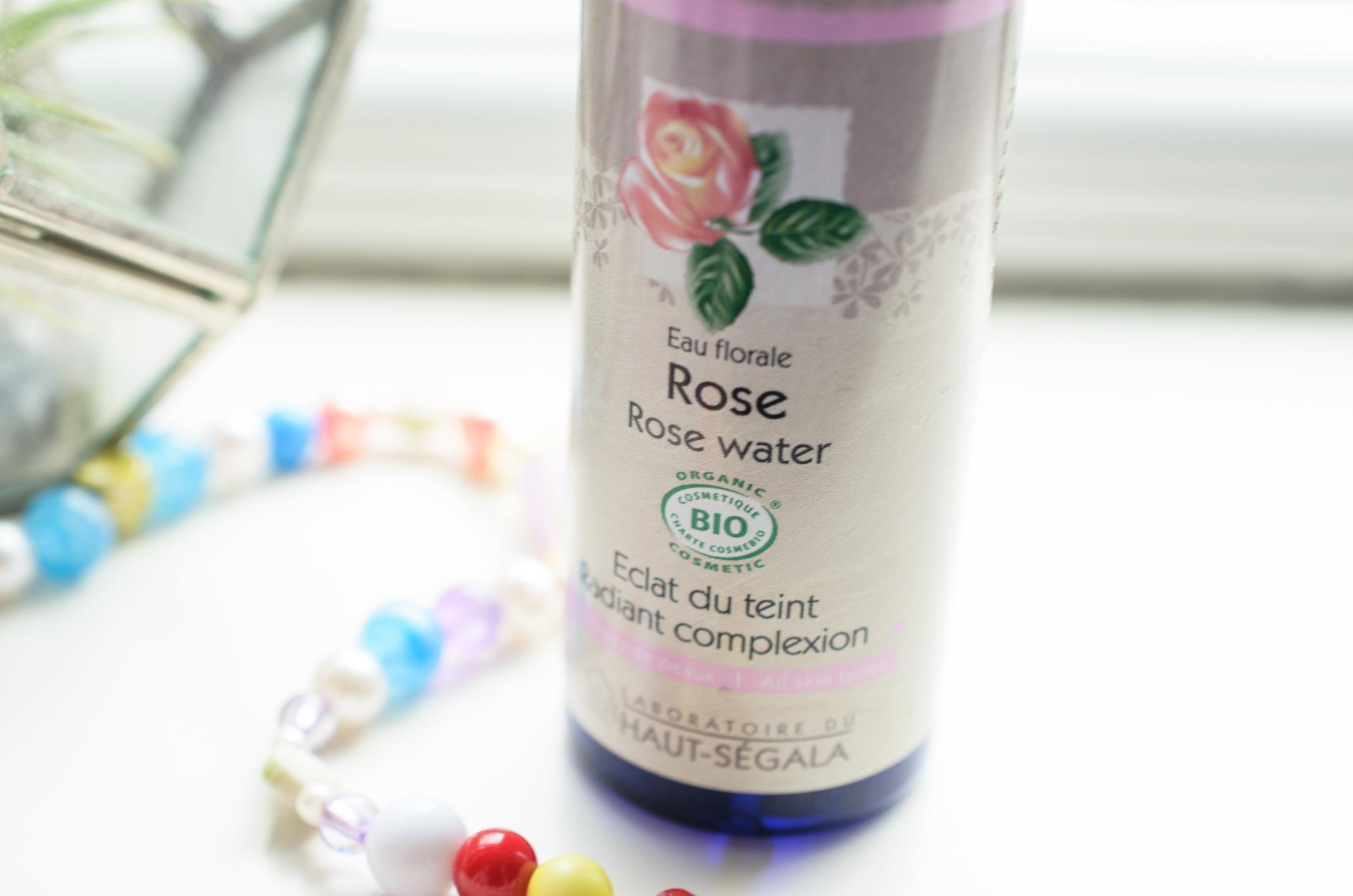 Laboratoire du Haut-Segala Rose Water
