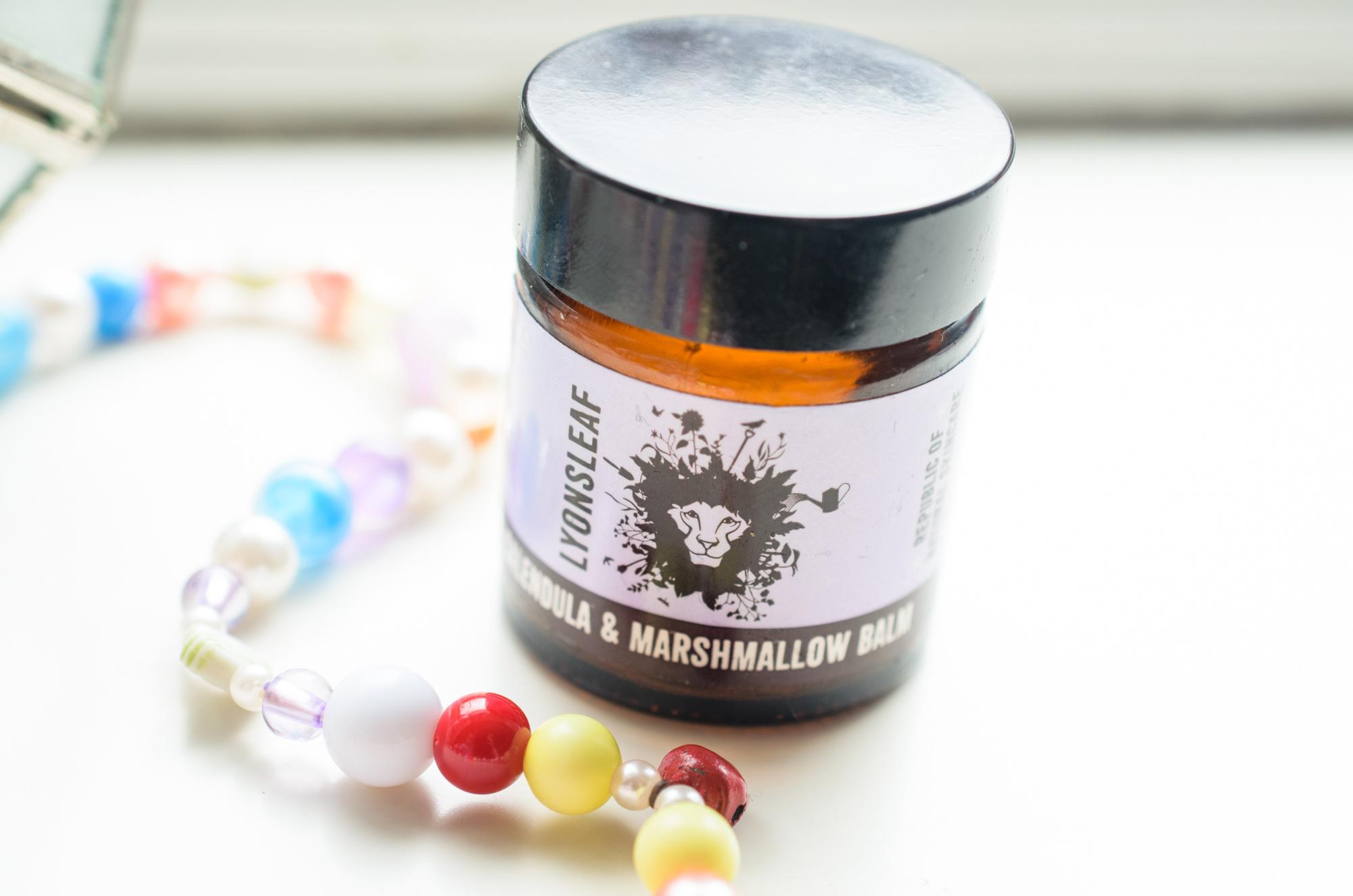Lyonsleaf Calendula and Marshmallow Balm