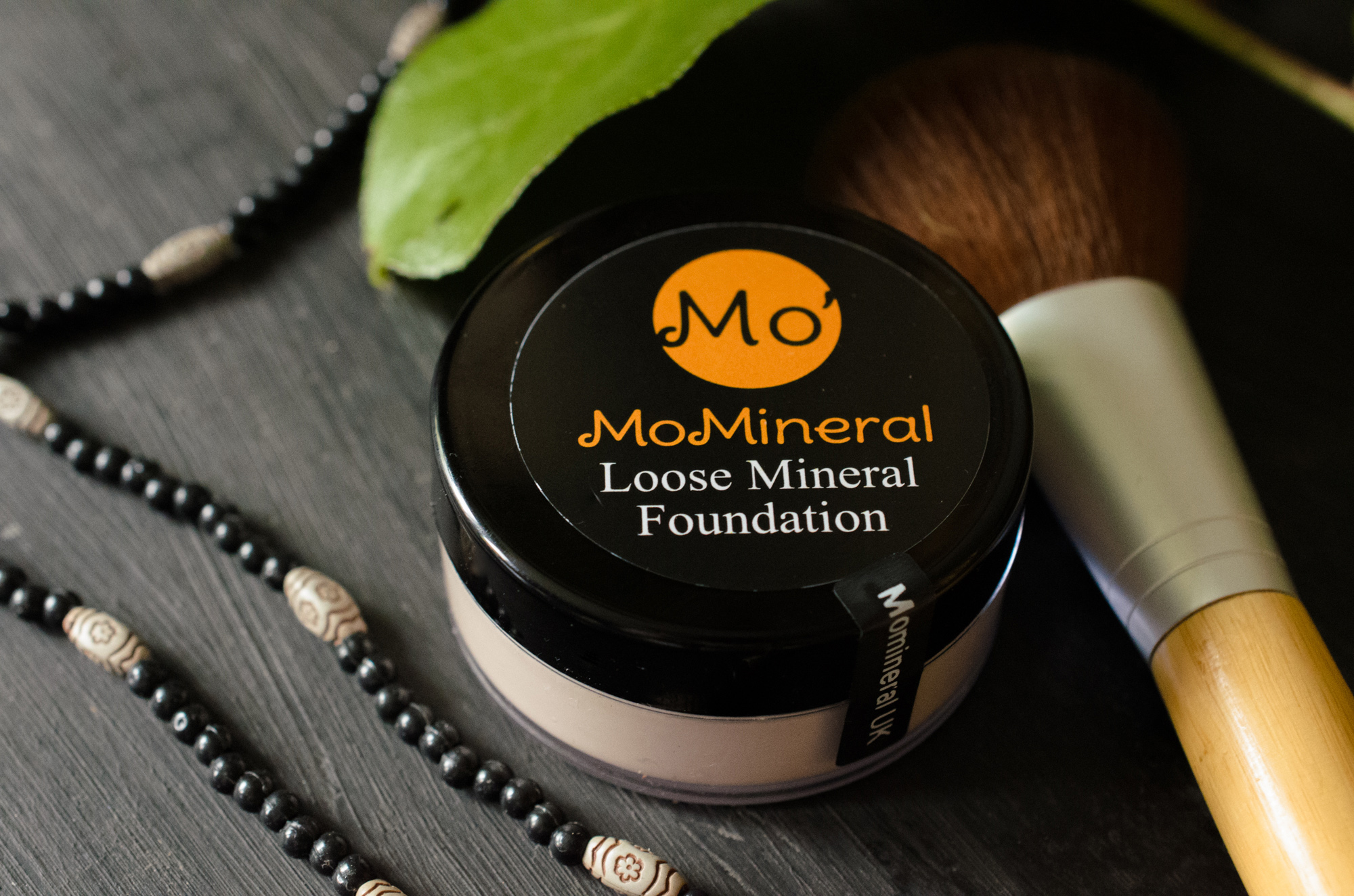 MoMineral Loose Mineral Foundation