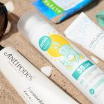 Natural sunscreen for families