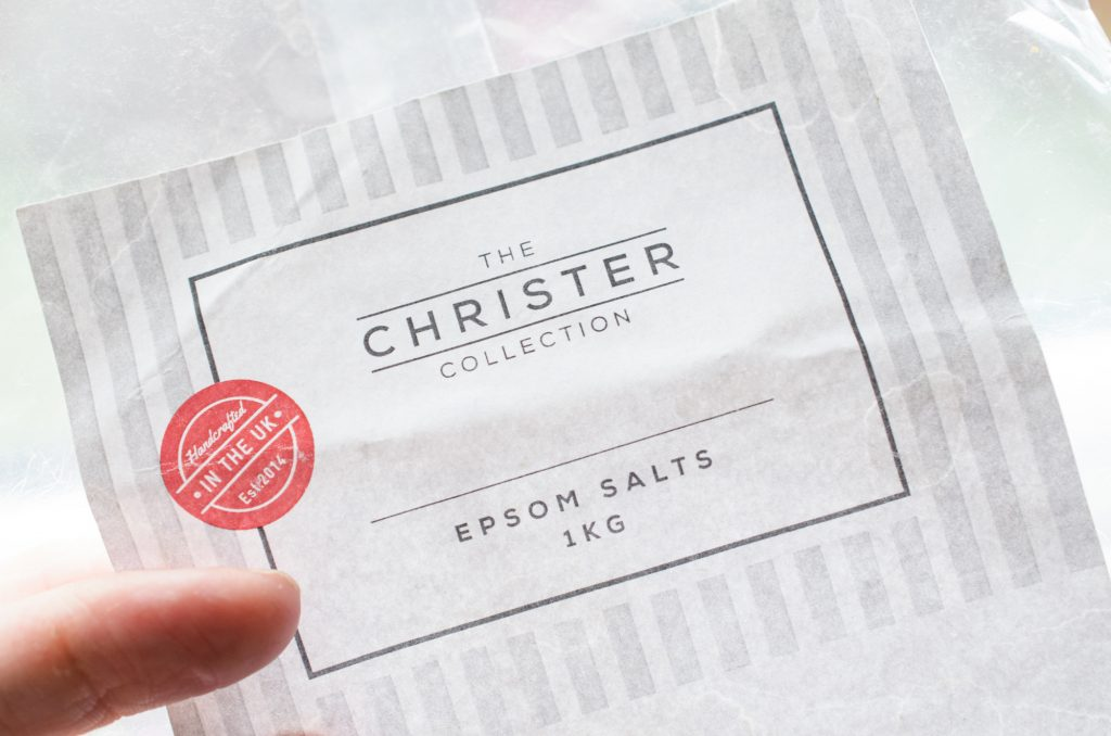 The Christer Collection Epsom Salts