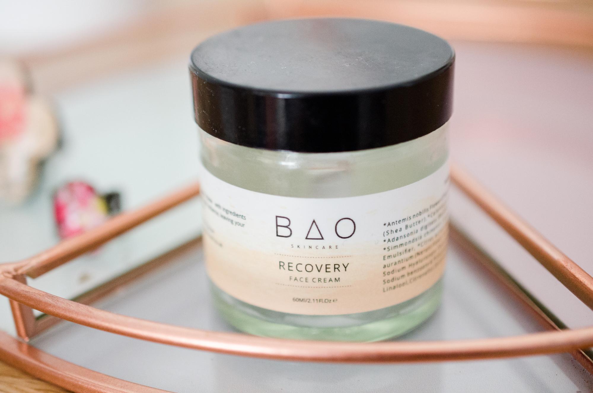BAO Recovery Face Cream