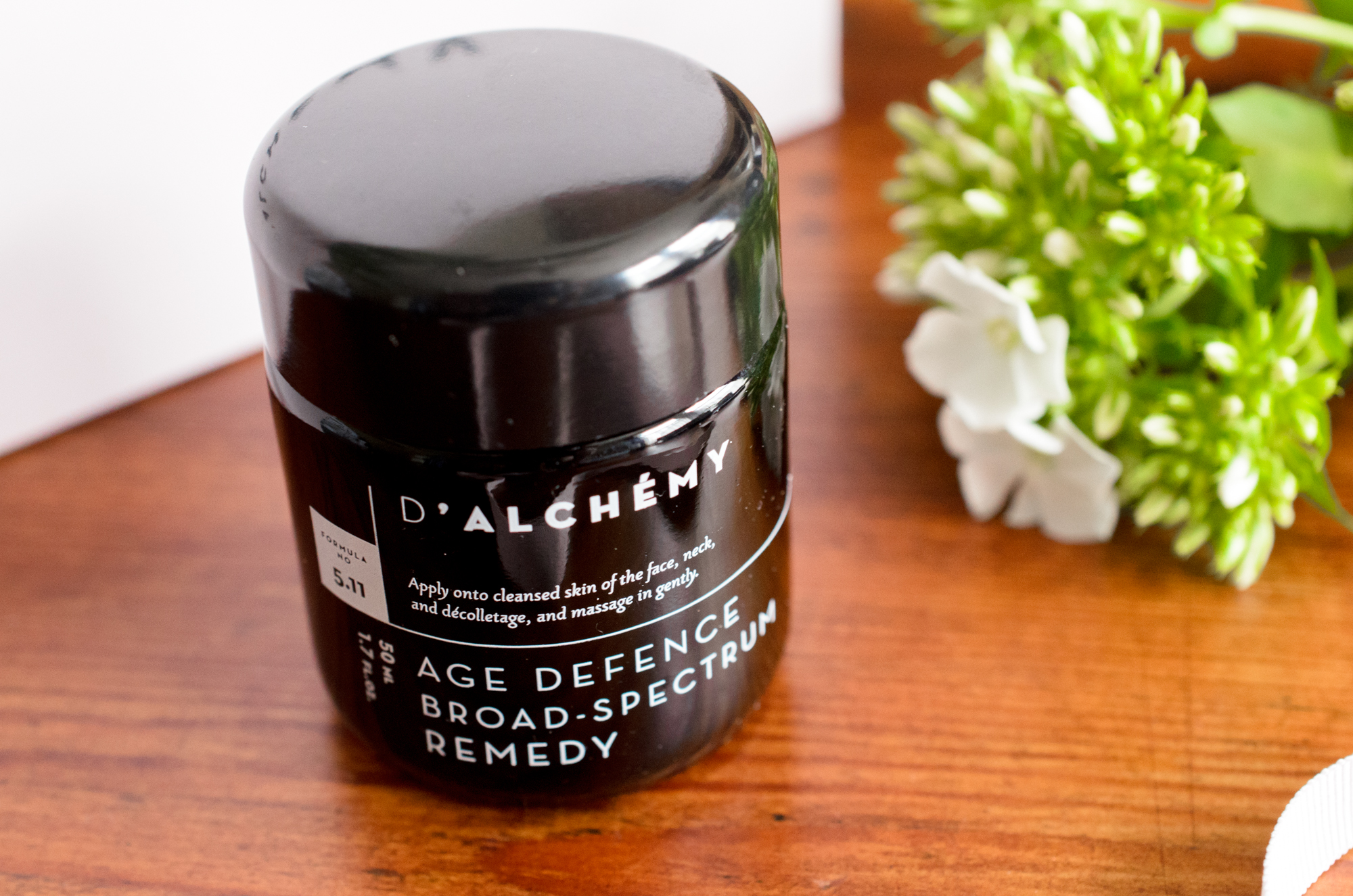 D'Alchemy Age Defence Broad-Spectrum Remedy