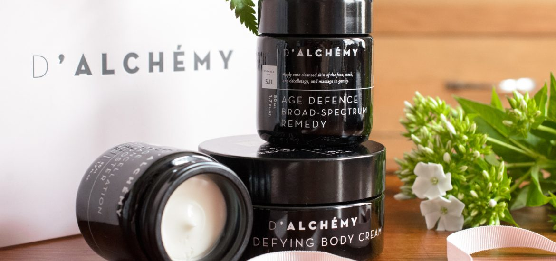 D'Alchemy skincare