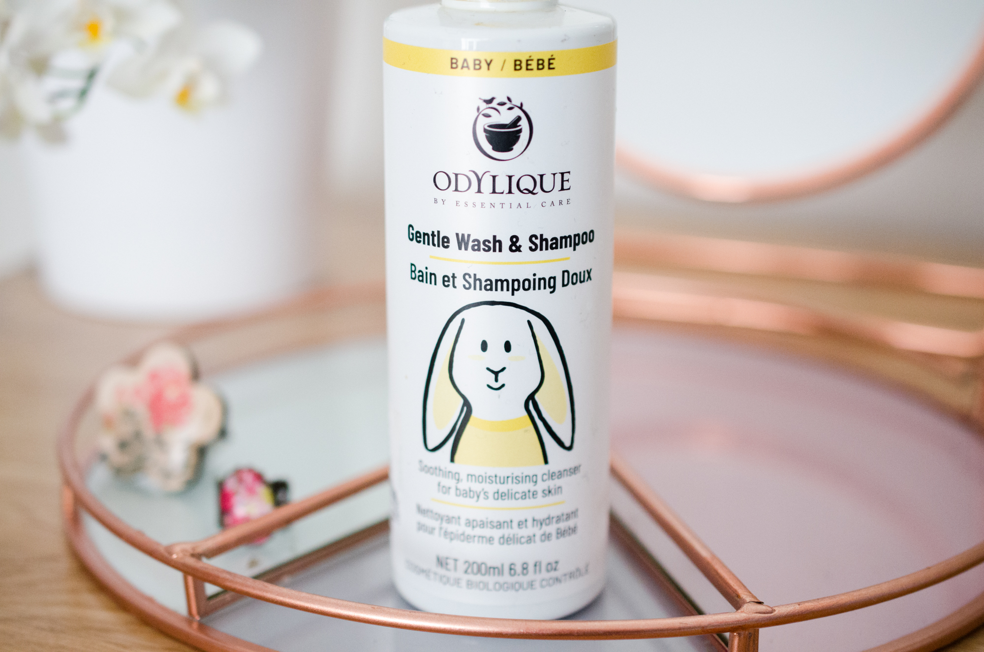 Odylique Gentle Wash & Shampoo