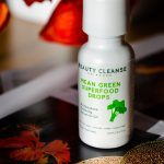 Beauty Cleanse Skincare Mean Green Superfood Drops