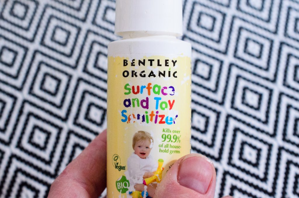 Bentley Organic Surface and Toy Sanitizer