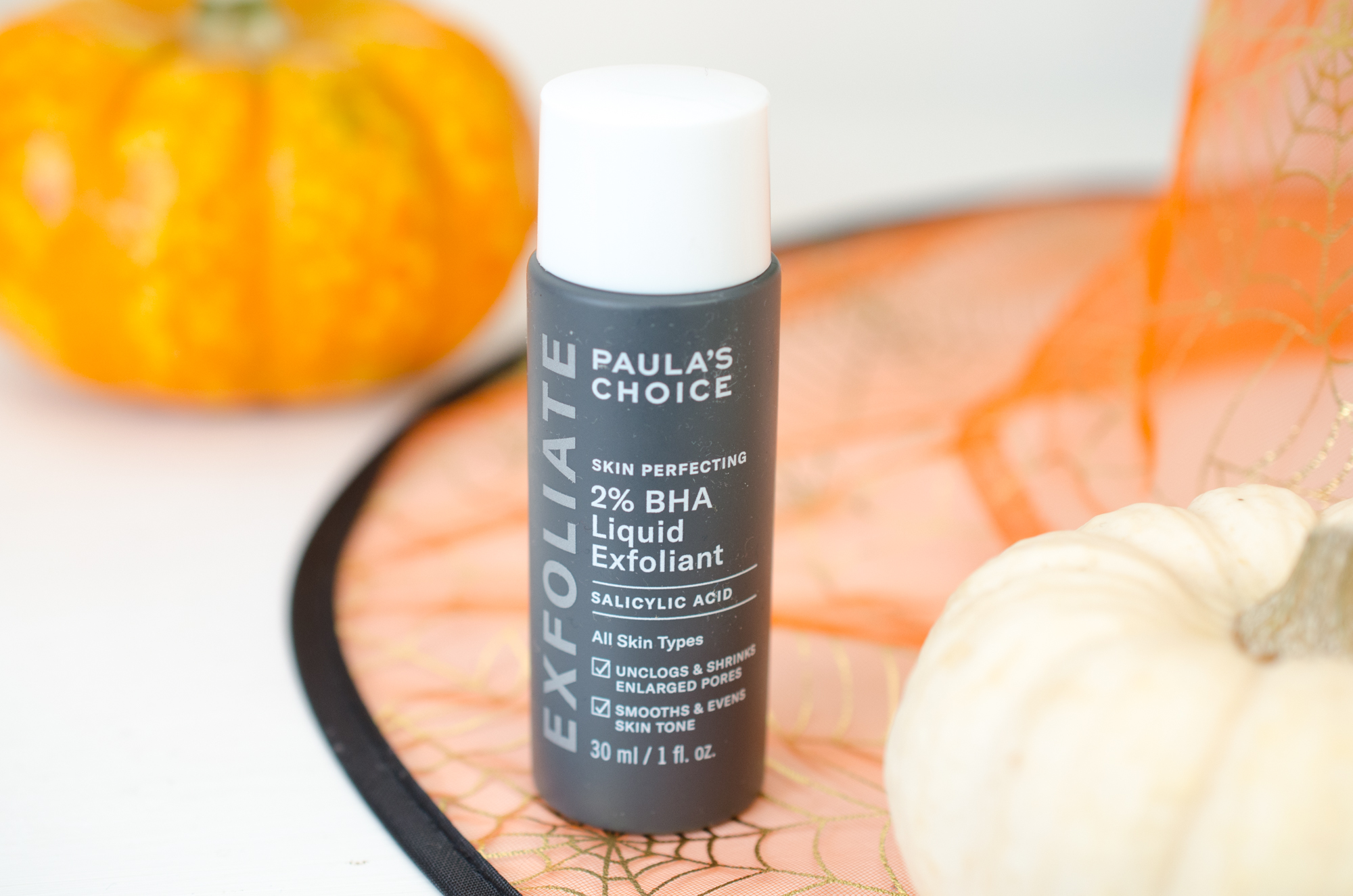 Paula's Choice 2% BHA Liquid Exfoliant travel size