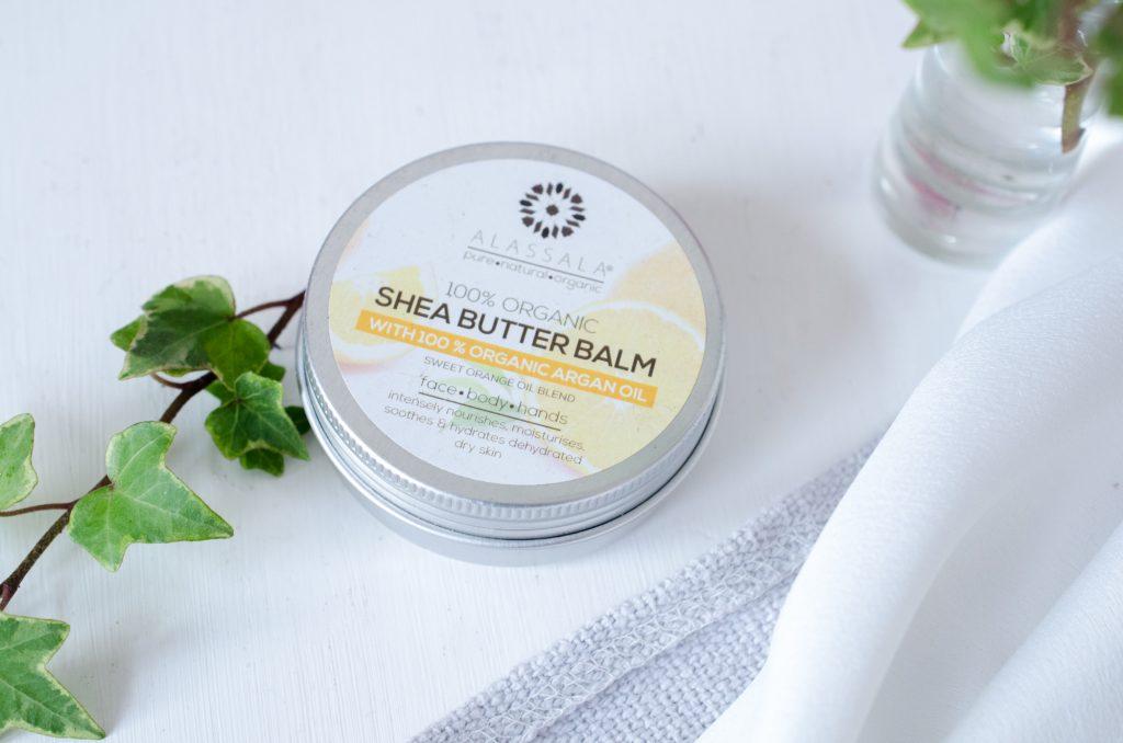 Alassala Organic Shea Butter Balm