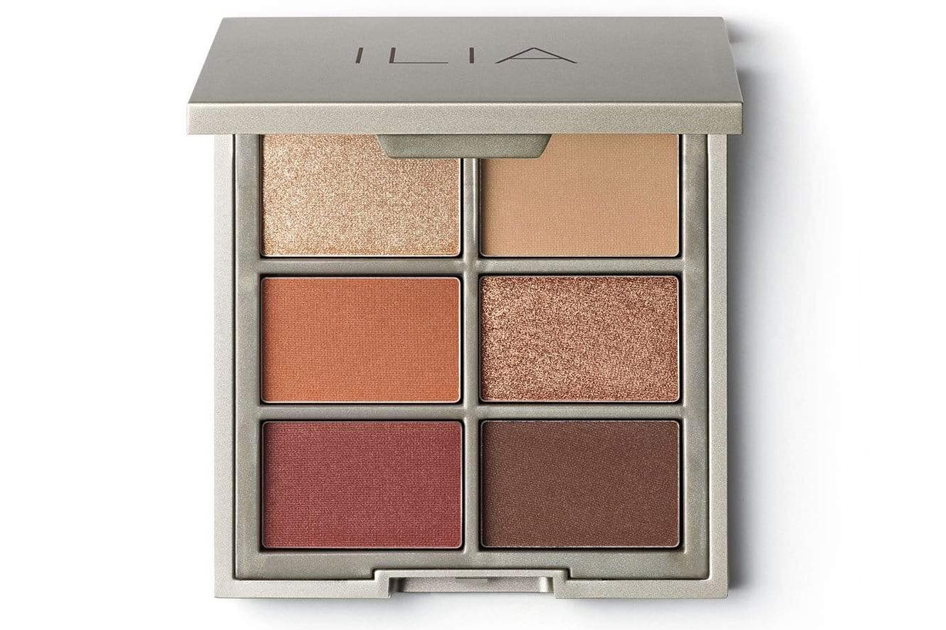 ILIA The Necessary Eyeshadow Palette in Warm Nude