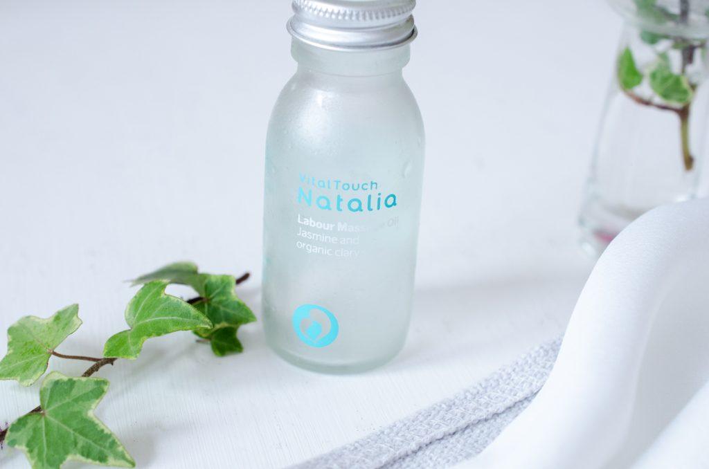 Vital Touch Natalia Labour Massage Oil