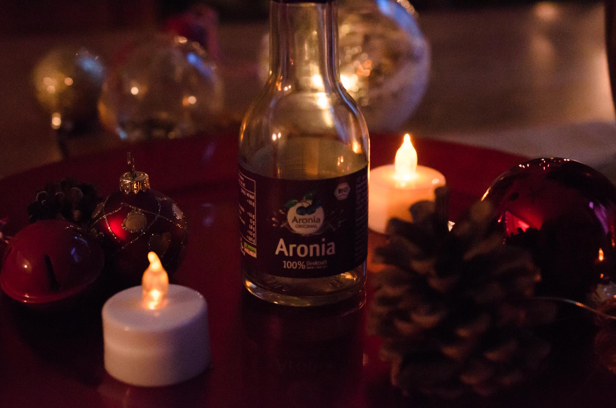 Aronia Original 100% Pure Aronia Juice