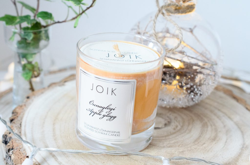JOIK Apple Glögg Scented Candle