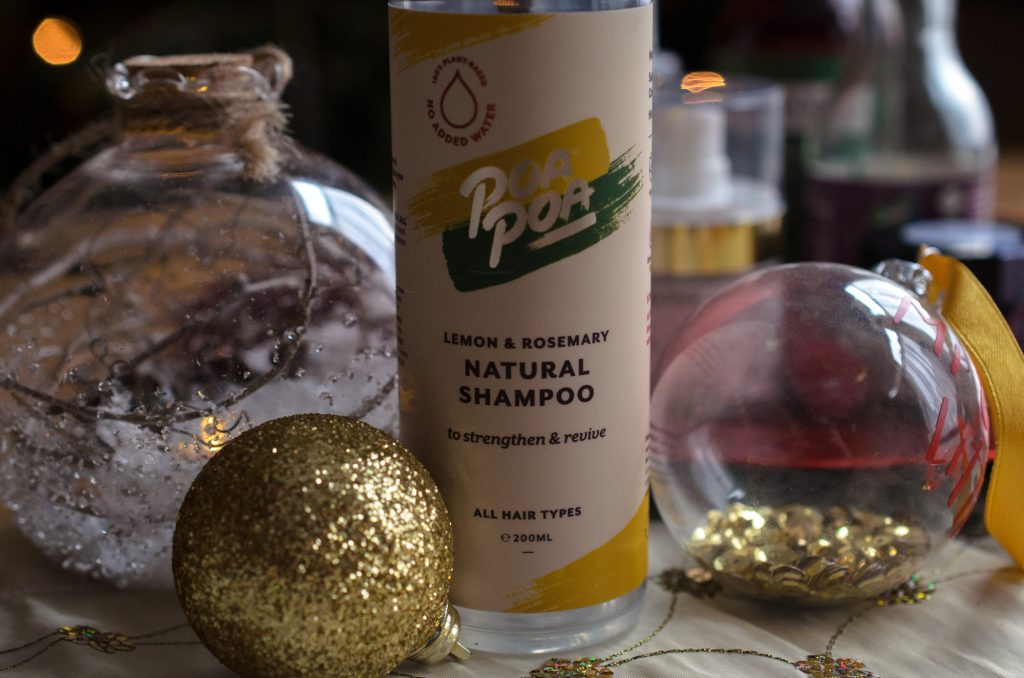 Poapoa Natural Shampoo