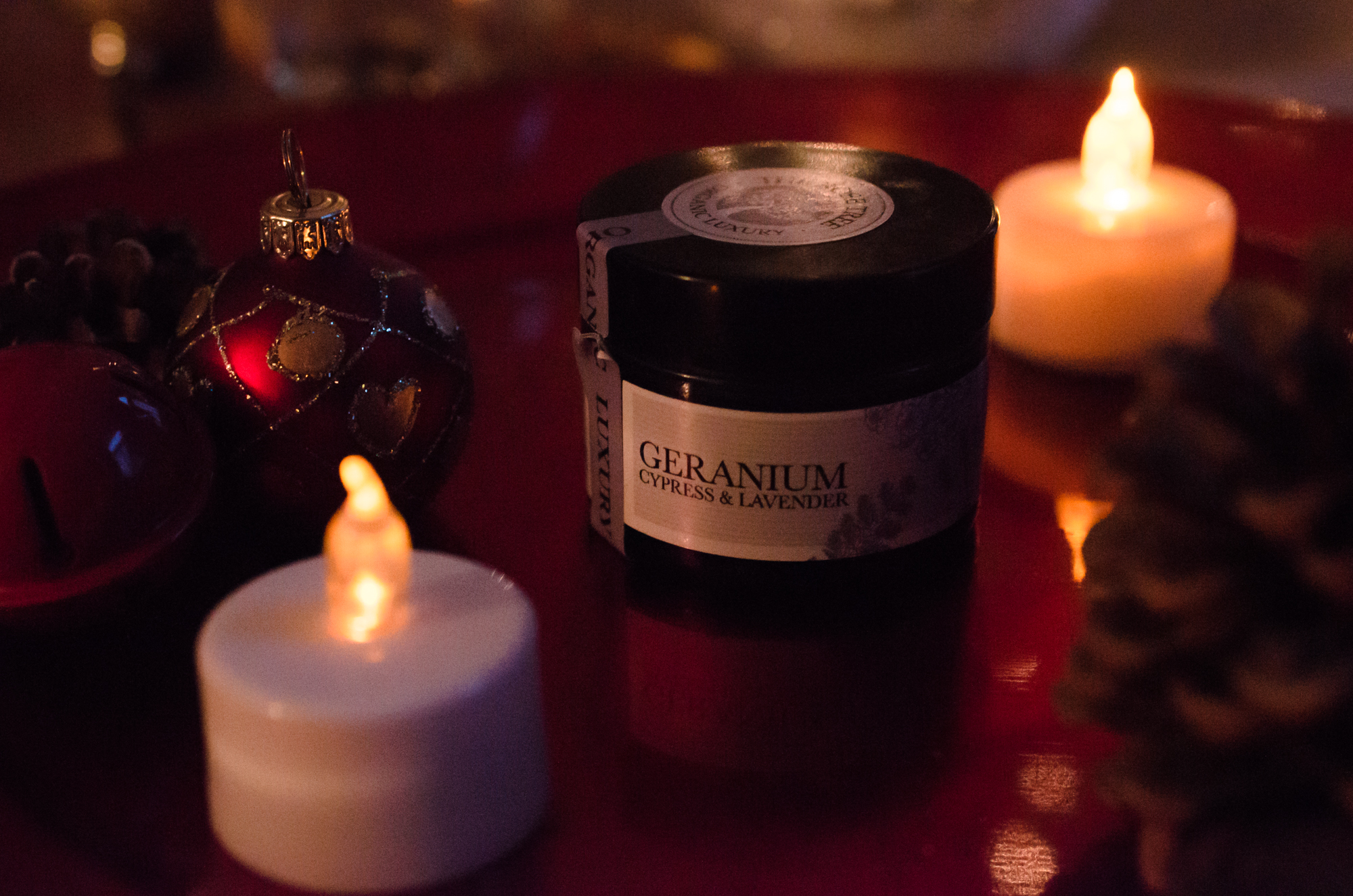 The Rose Tree Soothing Hand Balm