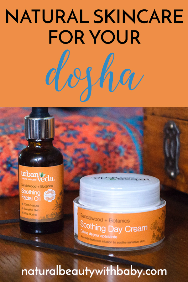 Urban Veda skincare offers perfectly natural skincare for your Ayurvedic dosha type. Read my full review of this vegan skincare line! #naturalbeauty #ayurveda