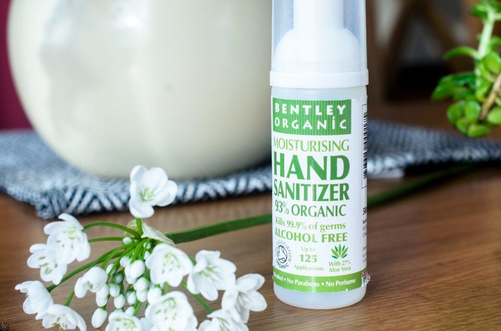 Bentley Organic Hand Sanitizer