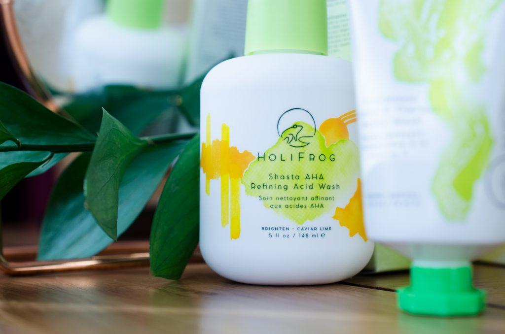 HoliFrog Shasta AHA Refining Acid Wash