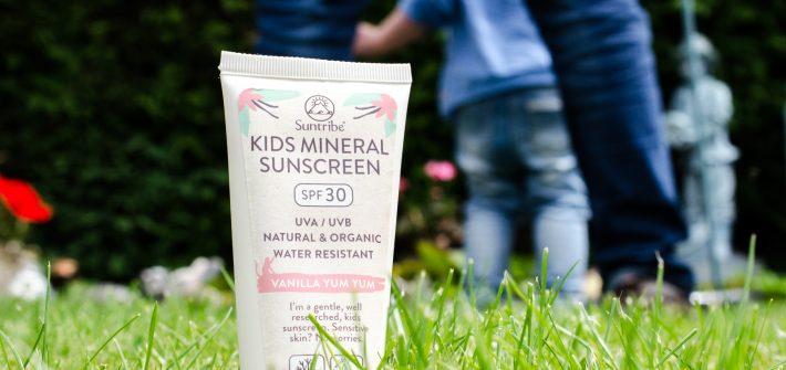 Suntribe Kids Mineral Sunscreen