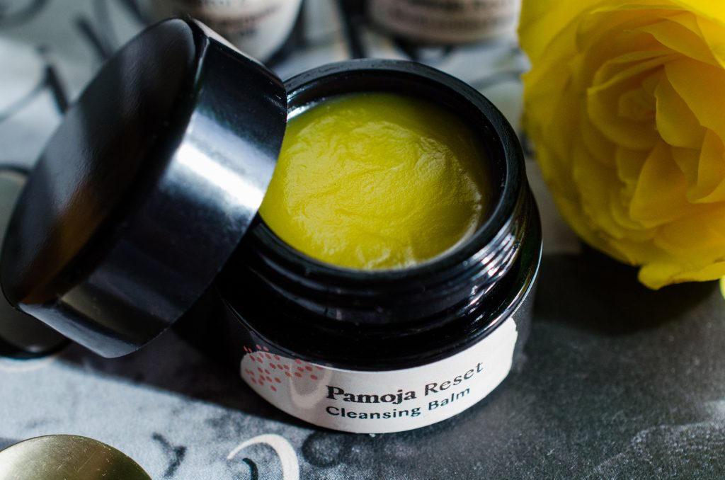 Pamoja Cleansing Balm is full of life