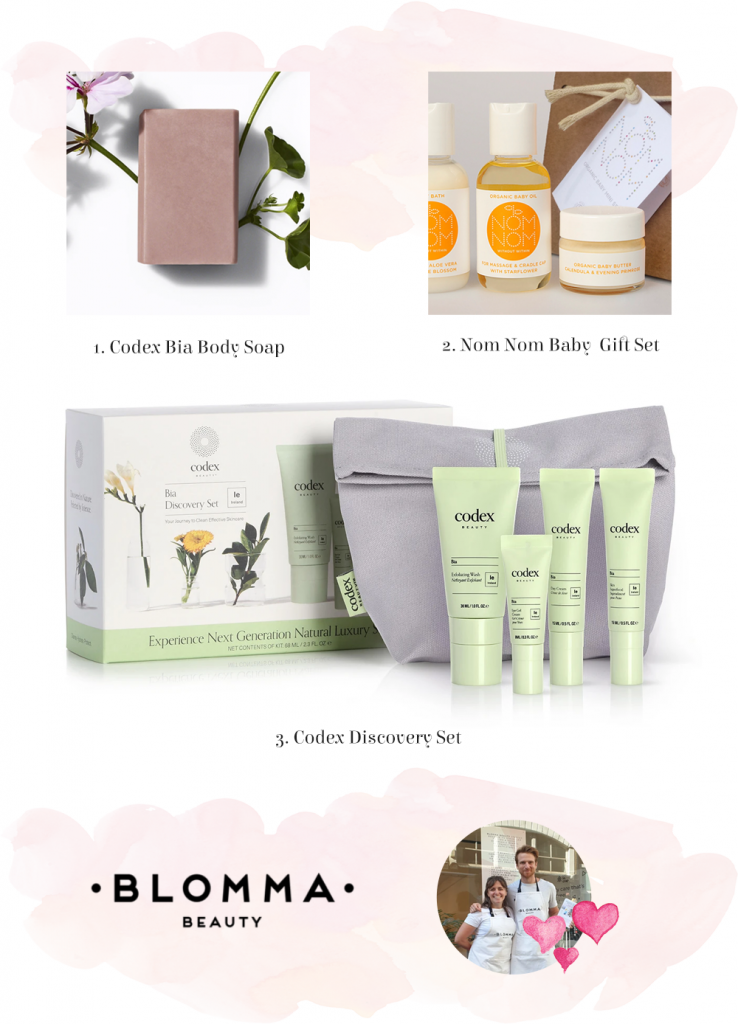 Blomma Beauty Christmas Gifts