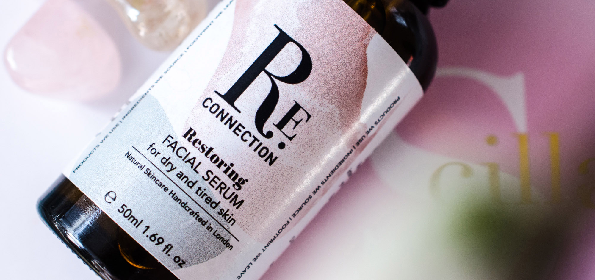 Re:connection Restoring Facial Serum