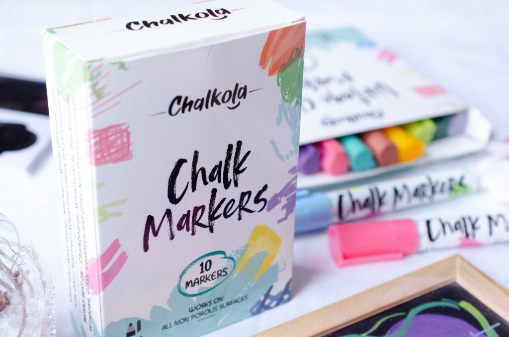 My Chalkola markers
