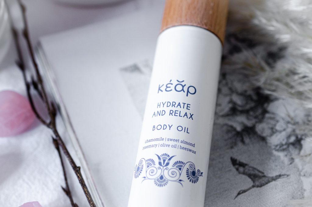 Kear Hydrate & Relax Body Oil