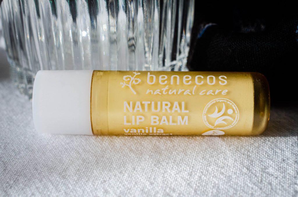 Benecos Natural Lip Balm Vanilla