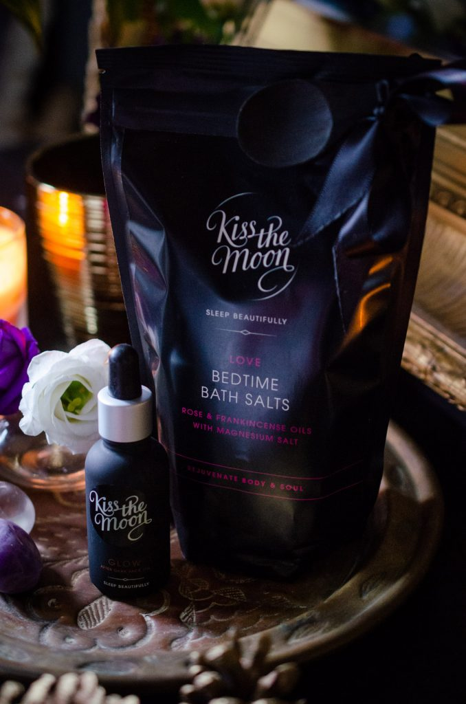 Kiss The Moon LOVE Bedtime Bath Salts
