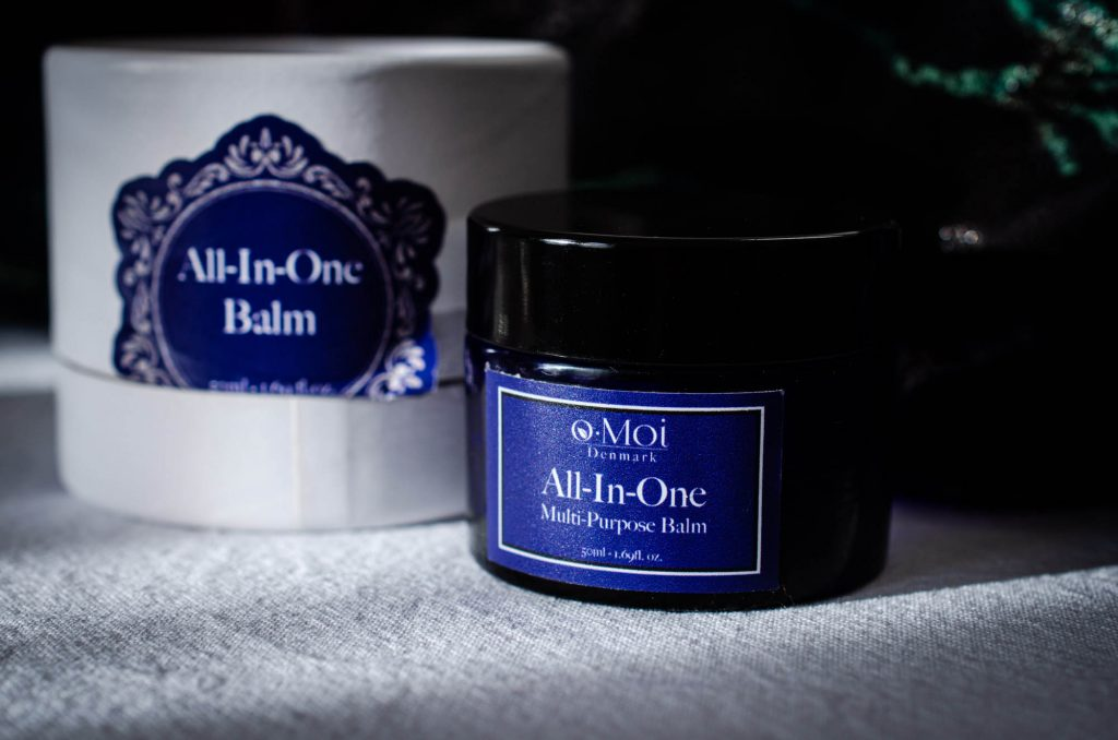 oMoi Skincare All-In-One-Balm