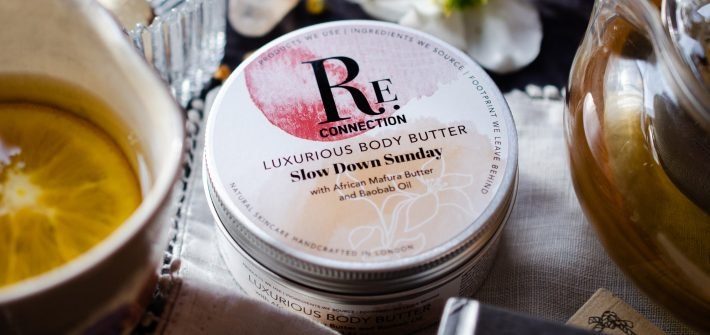 Re:connection Skincare Slow Down Sunday Body Butter