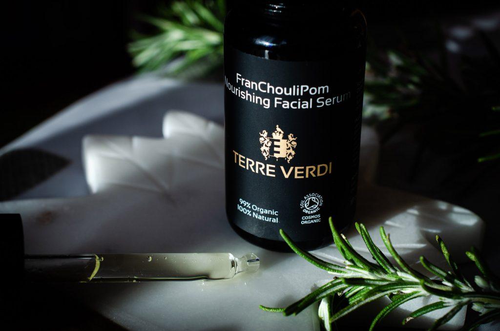 Terre Verdi FranChouliPom Nourishing Facial Serum