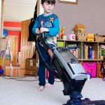Child scared of vacuum cleaners? Here's how to help