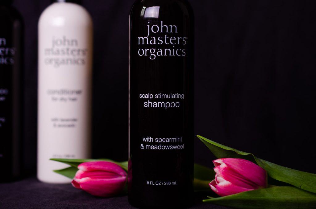 John Masters Organics Scalp Stimulating Shampoo with Spearmint & Meadowsweet