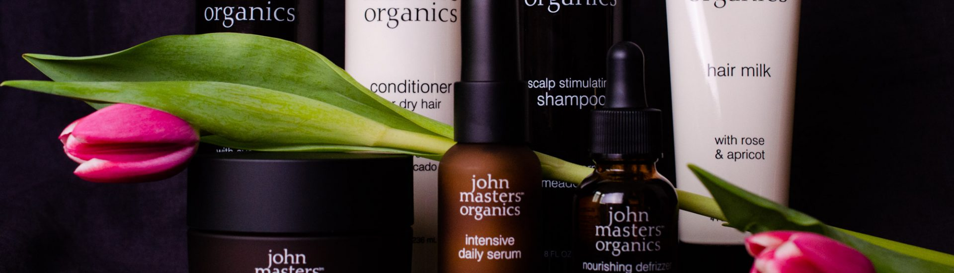 John Masters Organics haircare and skincare