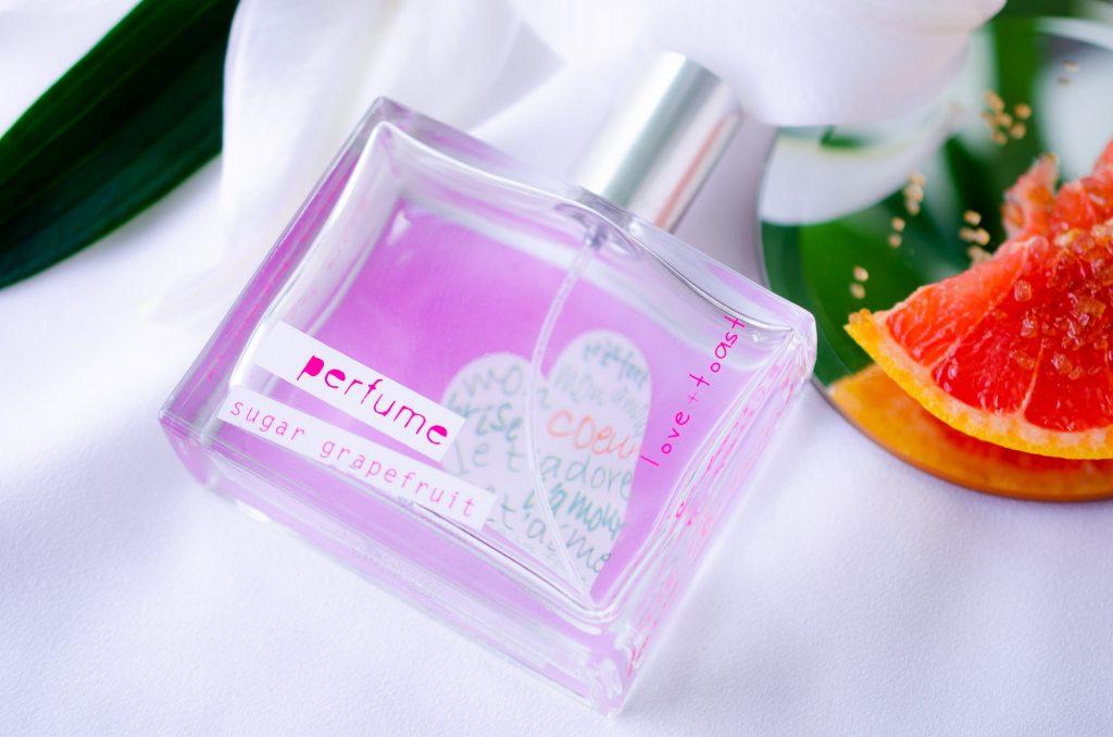 Love & Toast Sugar Grapefruit Perfume