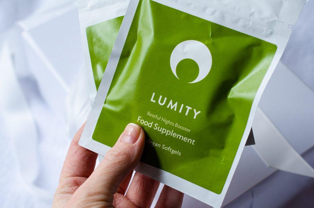 Lumity Restful Nights Booster