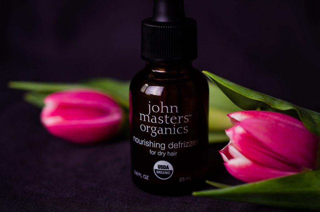John Masters Organics Nourishing Defrizzer for Dry Hair