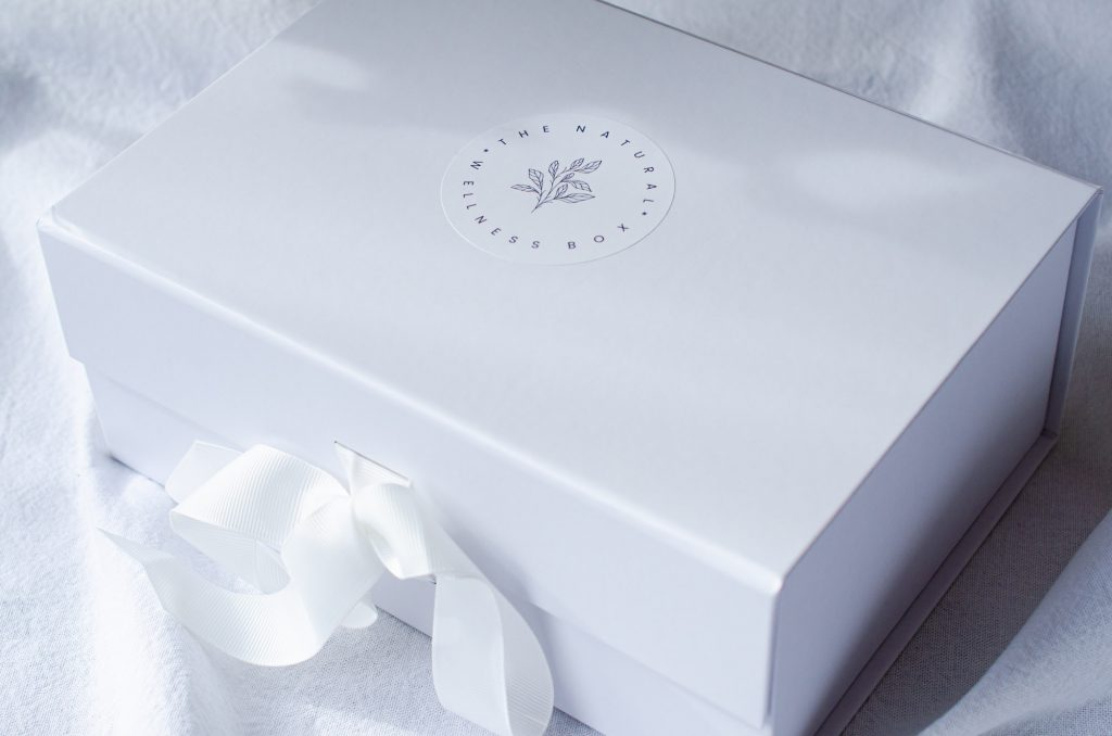 The beautifully packaged box