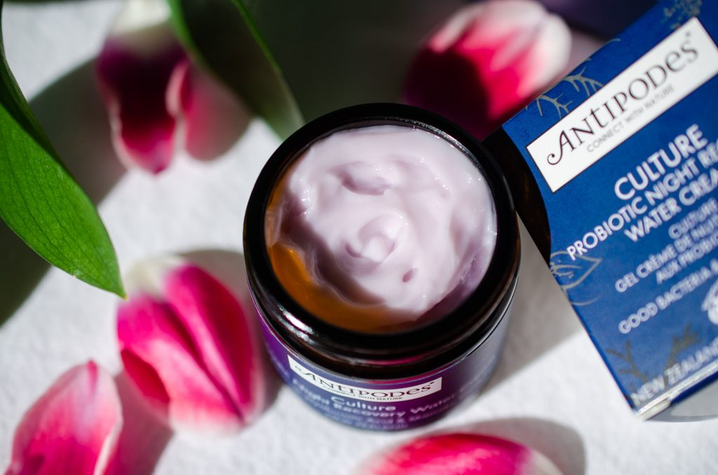 Texture of Antipodes Culture Probiotic Night Cream