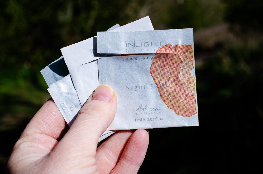 InLight Beauty samples