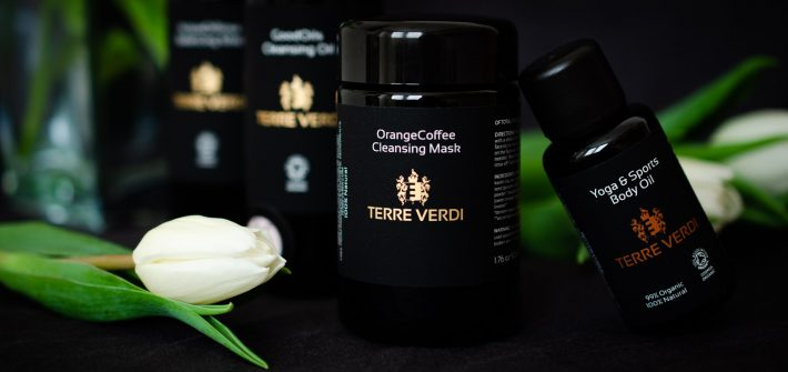 Terre Verdi Orange Coffee Face Mask and more!