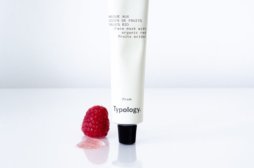Peeling Mask with Organic Red Fruit Acids