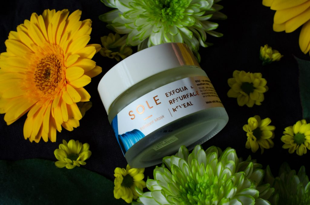 Amongst my favourite June 2021 natural beauty empties - Native Essentials SOLE Gel to Milk Mask