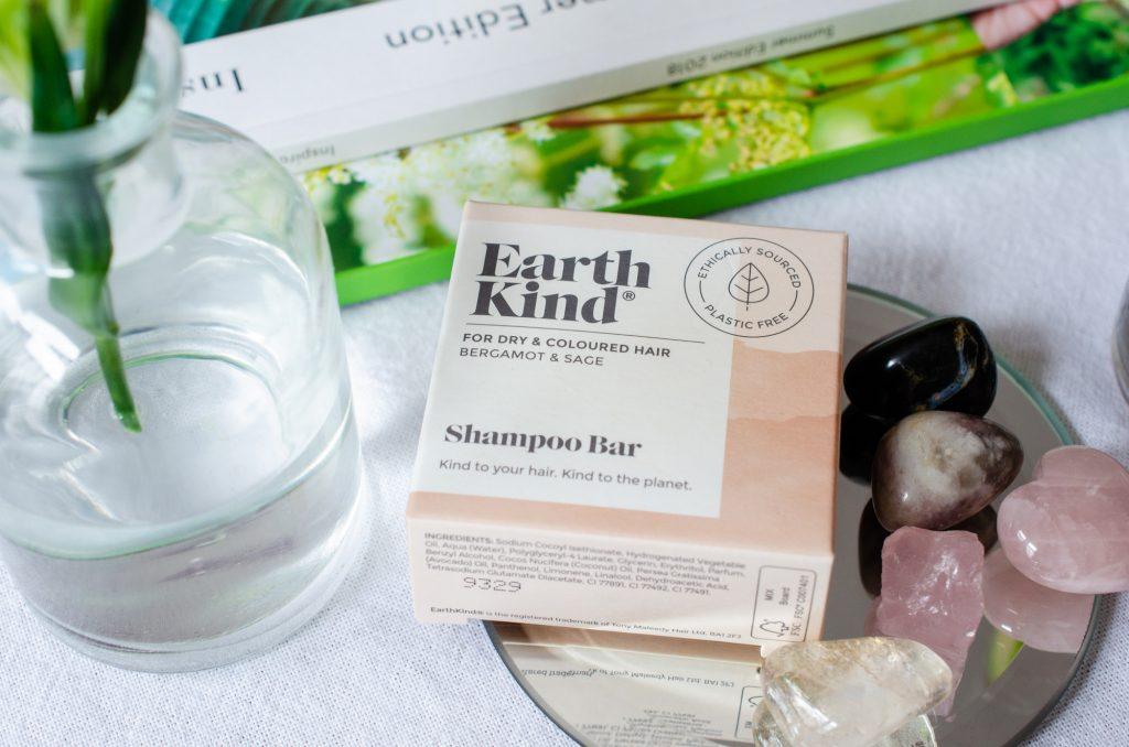 EarthKind Shampoo Bar for Dry & Coloured Hair