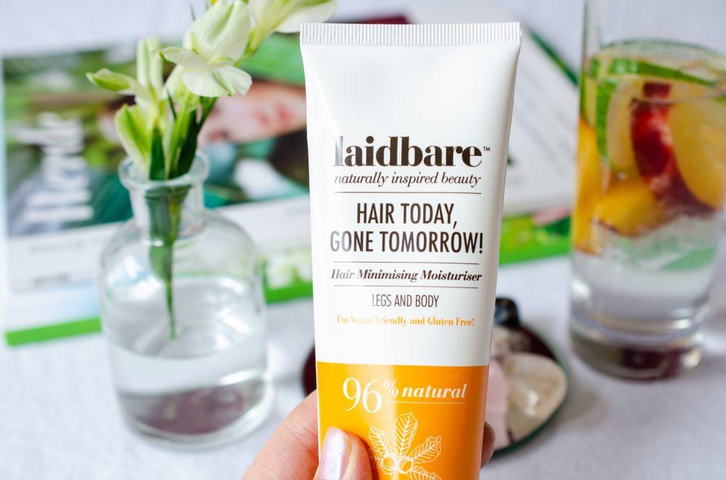 Laidbare Hair Today, Gone Tomorrow! Hair Minimising Cream