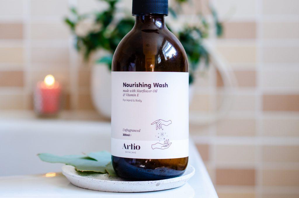 Artio Skincare Nourishing Wash