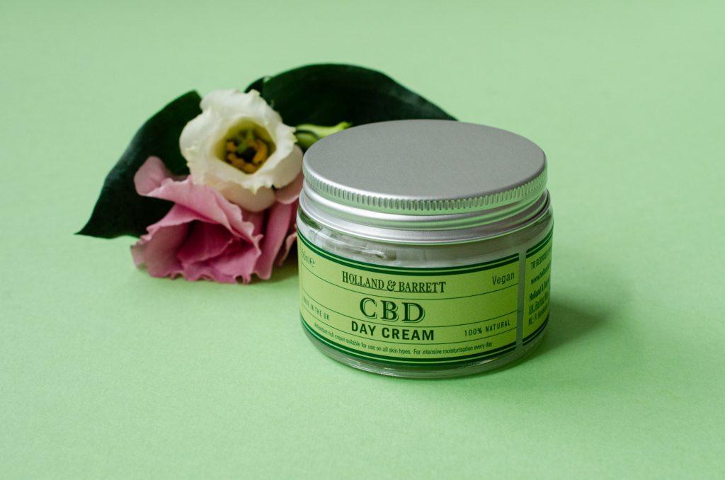 Holland & Barrett CBD Day Cream